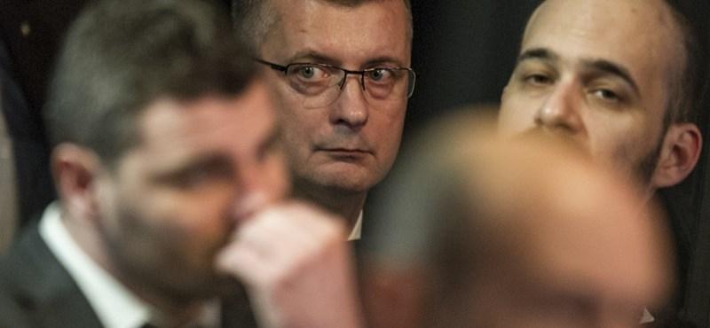"""""""A Fradi család feje Kubatov. Úgy is viselkedik, mint egy kápó"""""""