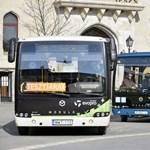Máris repedeznek a BKV magyar elektromos buszai