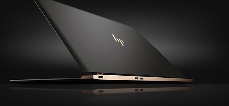 10,4 mm vékony, és alig 1,1 kg lett a HP új laptopja