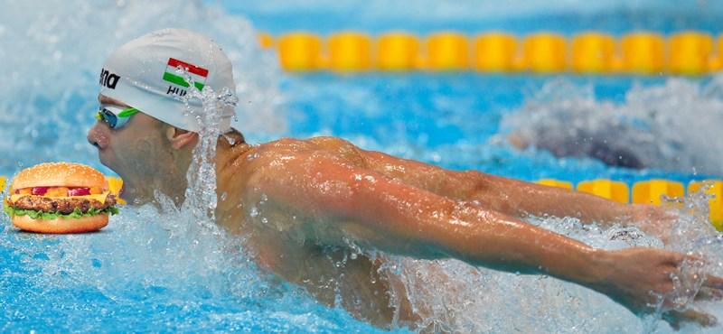 Így látták a magyar netezők az olimpiát: Hosszú és Kozák mellett a sajtbureszes Kenderesi a dobogós