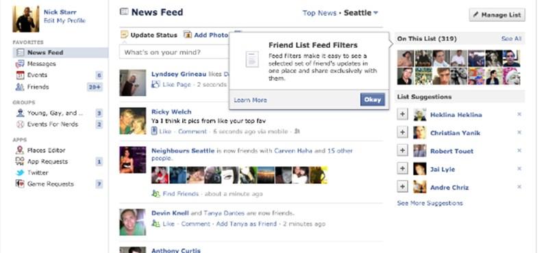 Új funkció a Facebookon: ismeretlenek is láthatják bejegyzéseinket