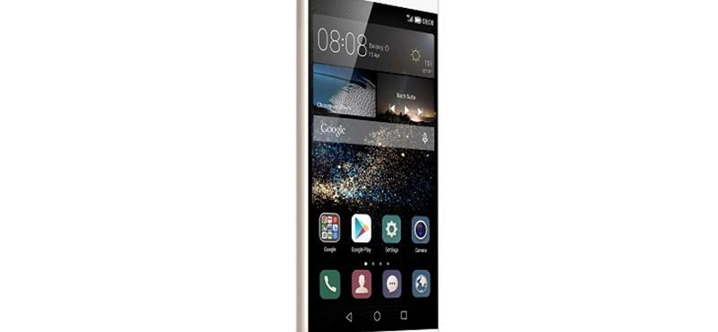 Itt a legújabb androidos csúcstelefon