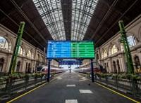 Ha rendezettebbnek tűnnek a vonatállomások, az nem véletlen