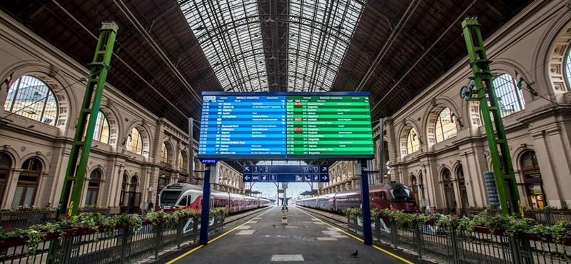 A gyógyszerei nélkül indult a Keleti pályaudvarra a világot látni akaró német fiú