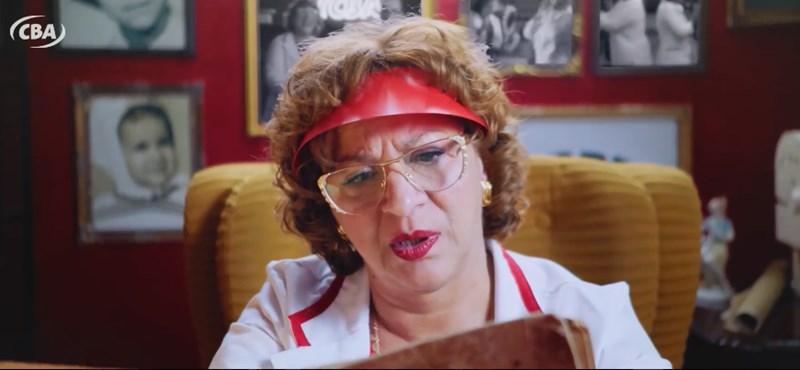 A CBA lecserélte Kasszás Erzsit, itt az utódja – videó