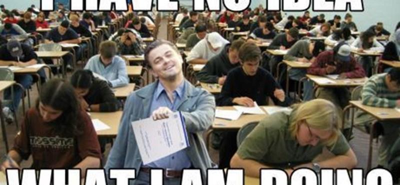 Hat dolog, ami szigorúan tilos a vizsgaidőszakban