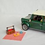 Bárki összerakhatja a legendás Mini Coopert – építőkockákból