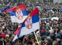 Egyre kevésbé kell félnie a szerb kormánynak az ellenzéktől