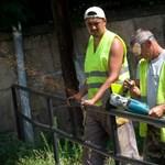 Kerítést bontott a XII. kerület az amerikai nagykövet villájánál