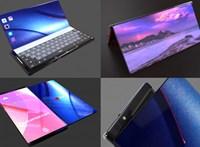 Más, mint a Samsungé: ilyen lehet az LG összehajtható telefonja