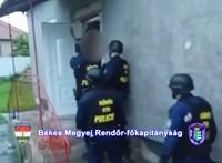 Több kilométernyi kábelt loptak el, rajtuk ütöttek a rendőrök