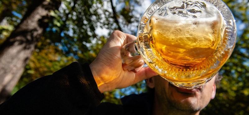 Európa közel egyötöde szenved az alkoholfogyasztástól