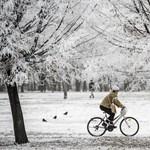 Rendkívüli időjárás: Viharos szelekkel érkeztek az extrém hétvégi mínuszok