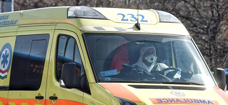 Motoros mentőket küldenek a koronavírus-gyanús betegekhez