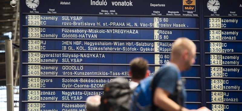 Miért késik fél évszázadot a MÁV utastájékoztatása?