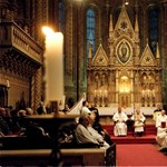 Razziáztak a katolikus püspöki konferencia épületében Chilében