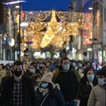 Most kanalazzák az írek a karácsonyi feketelevest