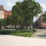 Jön a Blaha Lujza tér felújítása, itt vannak a részletek