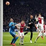 Idegenben alázta az Ajax a Realt