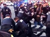 Az amerikai fővárosban már kedden elkezdődtek a zavargások