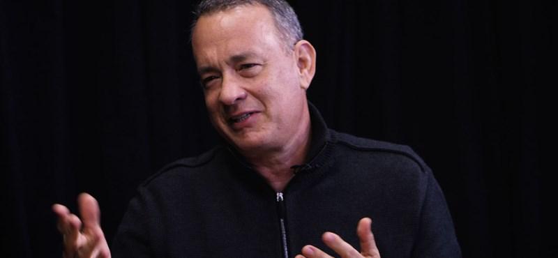 Újra második világháborús filmet forgat Tom Hanks