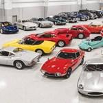 Igazi nagypályás csaló rendkívüli autógyűjteményét árverezték el