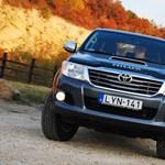 Toyota Hilux teszt: barátságtalan vidékek barátja
