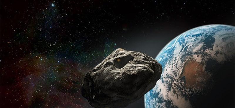 Nagyon közel járt a Földhöz egy termetes aszteroida