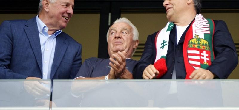Schmitt Pált a Nemzet Sportolójává nevezte ki Orbán Viktor s. k.