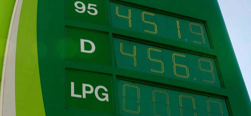 Matolcsy elárulta, miért nem csökken a benzin adója