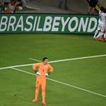 Costa Rica hengerelt a második félidőben - Uruguay máris a kiesés szélén
