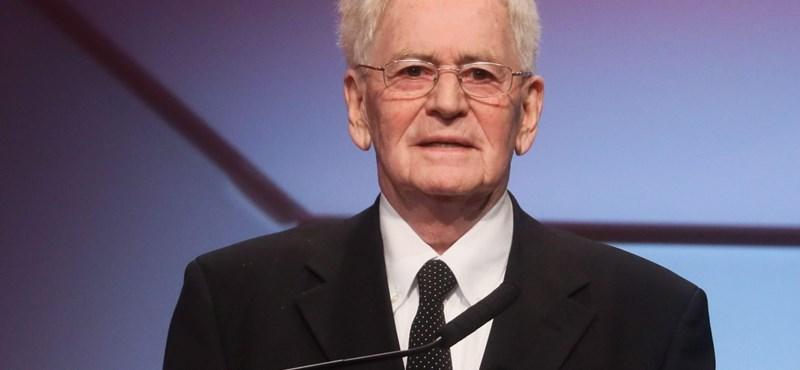 Így köszönti az Oscar-díjas világsztár a 80 éves Szabó Istvánt – videó