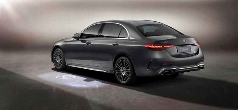 Kínában a kis Mercedesnek is van elnöki változata