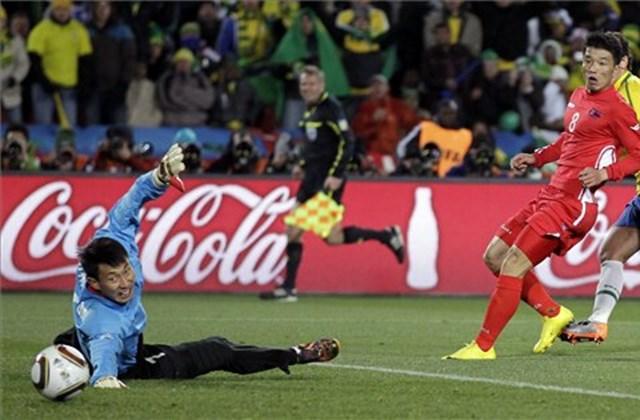 foci-vb Brazília Észak-Korea