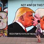Trump Boris Johnsont akarja a toryk vezérének