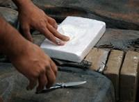 Egy hét alatt három tonna kokaint fogtak a rotterdami kikötőben