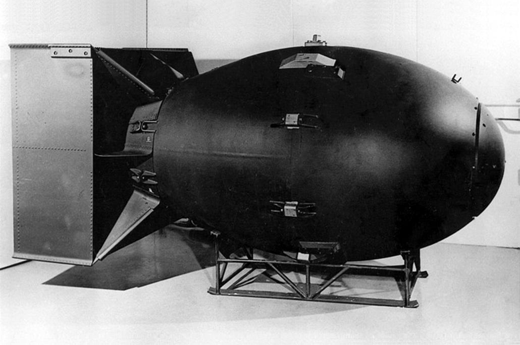 afp. nagaszaki, atombomba, Fat Man