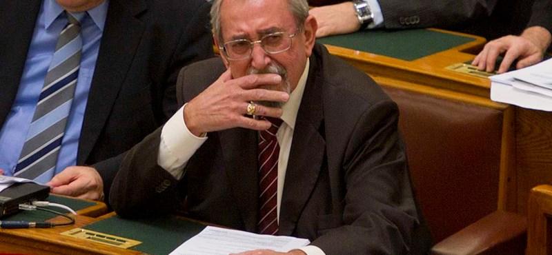 Elhunyt Rubovszky György KDNP-s országgyűlési képviselő