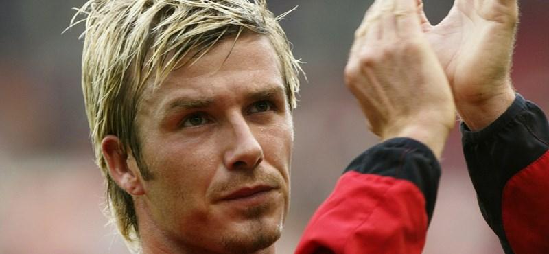 Beckham visszatérhet az Old Traffordra