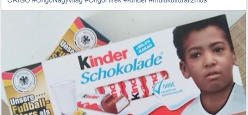 Az Origo felháborodott, hogy Boateng már gyerekkorában is fekete volt