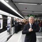 Átadták a hármas metró felújított szakaszát, és még klíma is lehet benne