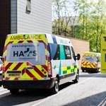 Egy nap alatt 759-en haltak meg a járványban az Egyesült Királyságban