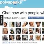 Ingyenes nyelvgyakorlás anyanyelvű beszélgetőpartnerekkel