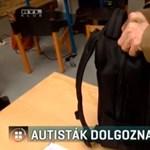 Autista és a sztrókból felépült dolgozója is van az egyik budapesti futárszolgálatnak