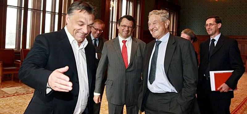 Megdöbbent a Fidesz a Sorost ért támadásokon - 1992-ben