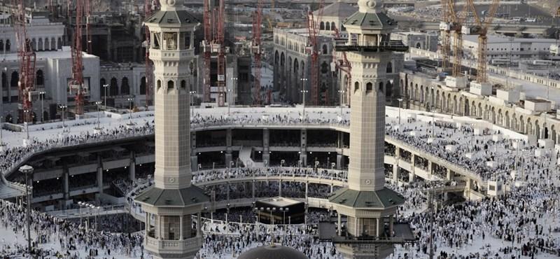 Nézze meg az iszlám legszentebb helyét 360 fokos videón