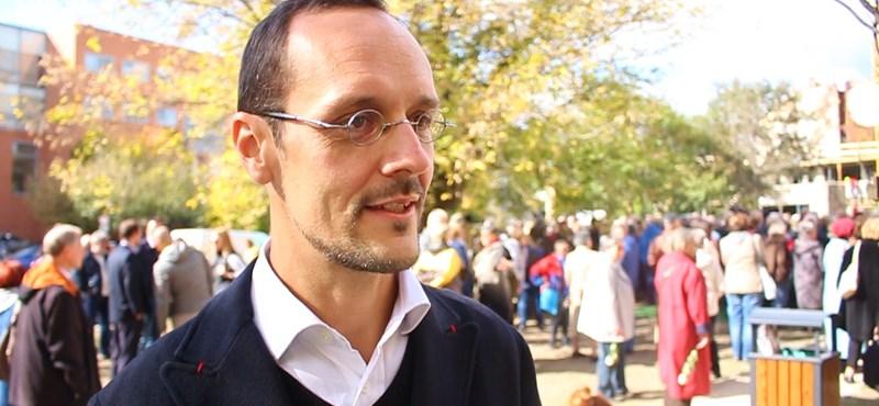 Göncz Árpád unokája a Momentumban politizál