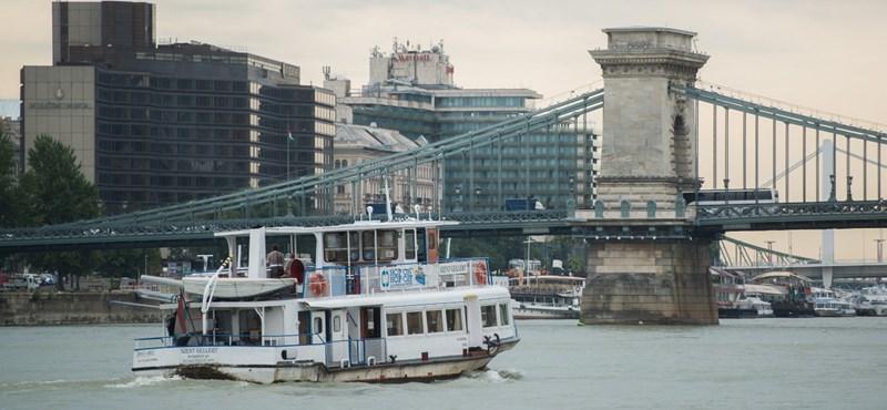 Most túl alacsony a Duna - máshogy járnak a BKK hajói