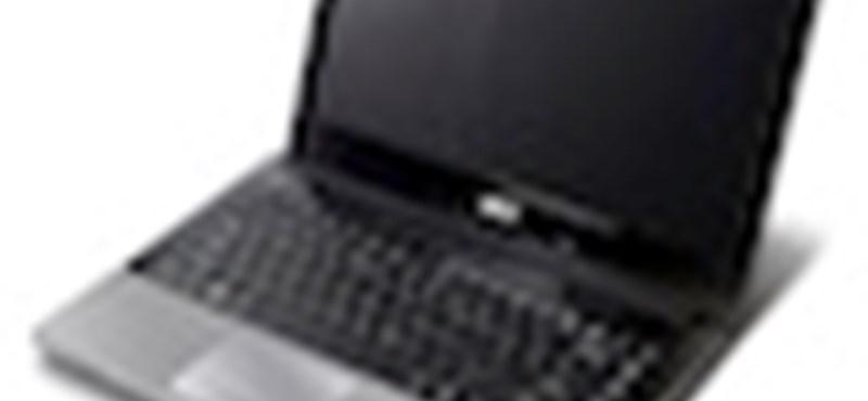 Kipróbáltuk: Acer TimelineX 4820TG - haladni kell a korral
