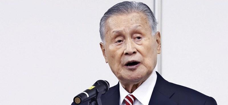 Lemondhat szexista megjegyzései miatt a tokiói olimpia főszervezője